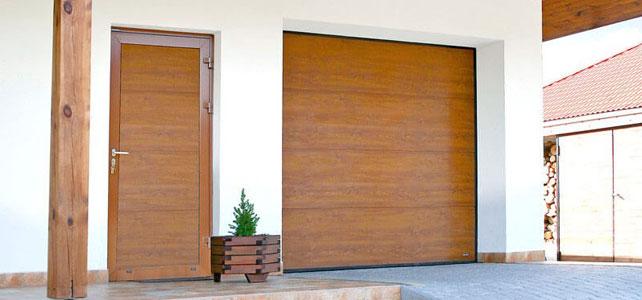 Drzwi boczne Wiśniowski