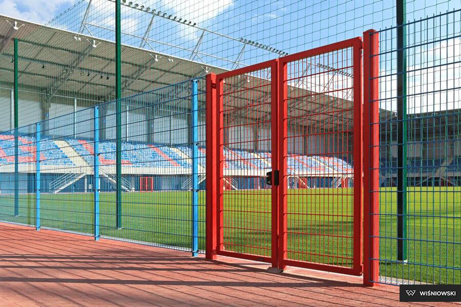 Ogrodzenie sportowe Wiśniowski