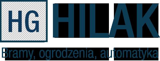 Hilak – Bramy garażowe, ogrodzenia, automatyka Logo